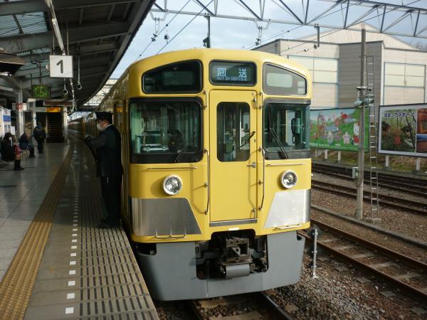 2014-02-28 西武2085F 回送