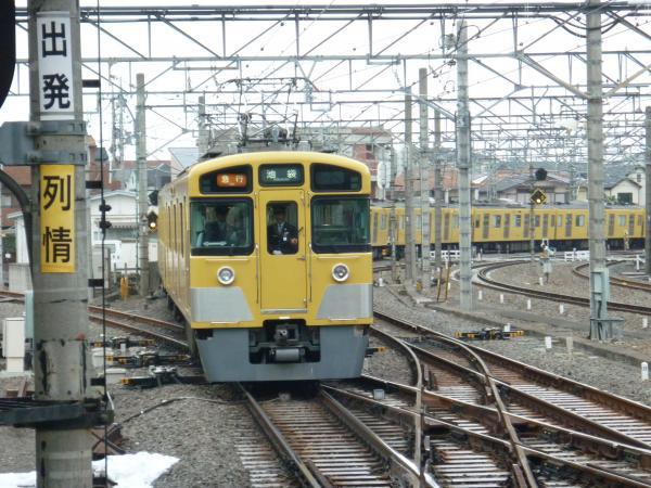 2014-02-28 西武2465F+2079F 急行池袋行き