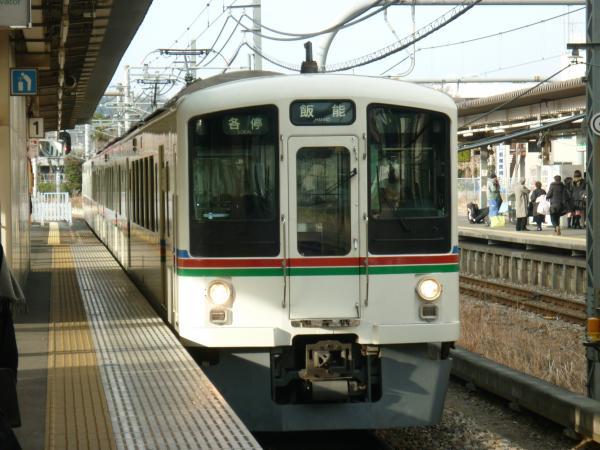 2014-02-28 西武4001F 各停飯能行き