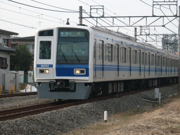 2014-02-28 西武6151F 準急池袋行き