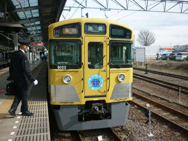 2014-02-28 西武9102F 急行池袋行き