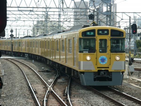 2014-02-28 西武9102F 準急池袋行き1