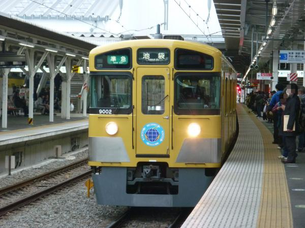 2014-02-28 西武9102F 準急池袋行き2