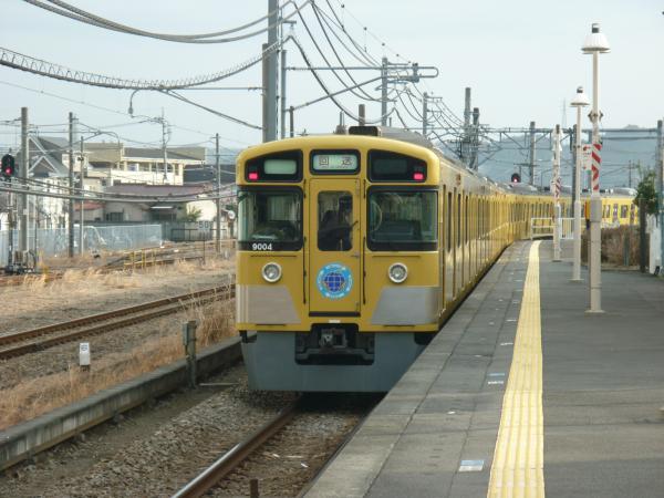 2014-02-28 西武9104F 回送2