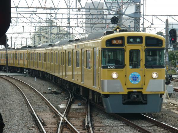 2014-02-28 西武9105F 急行池袋行き