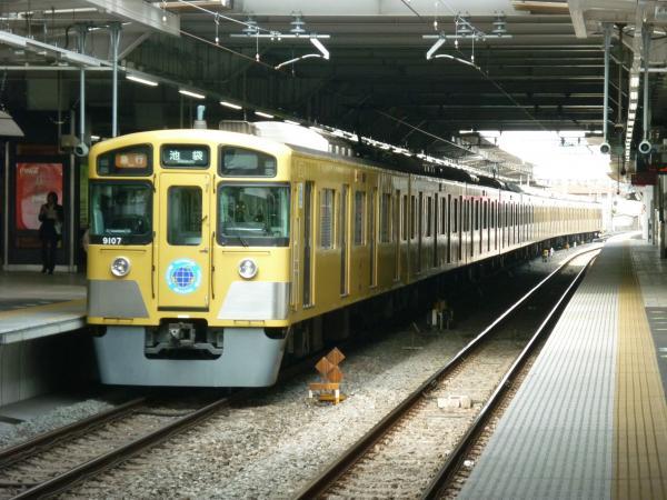 2014-02-28 西武9107F 急行池袋行き2