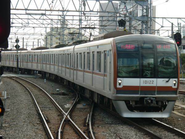 2014-02-28 メトロ10122F 快速急行元町・中華街行き