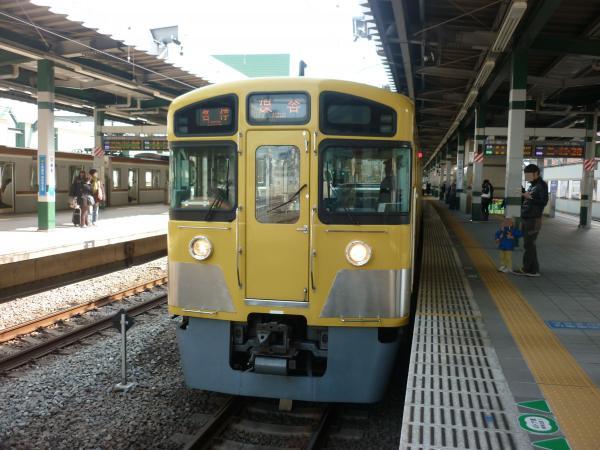 2014-03-09 西武2087F 各停保谷行き1