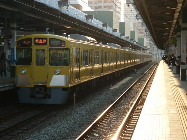 2014-03-09 西武2087F 各停豊島園行き2