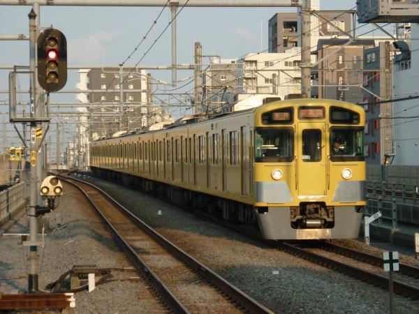 2014-03-09 西武2087F 各停豊島園行き1