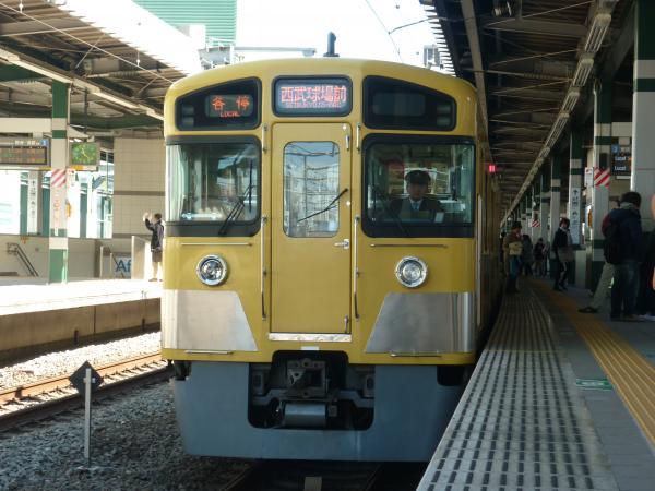 2014-03-15 西武2087F 各停西武球場前行き2