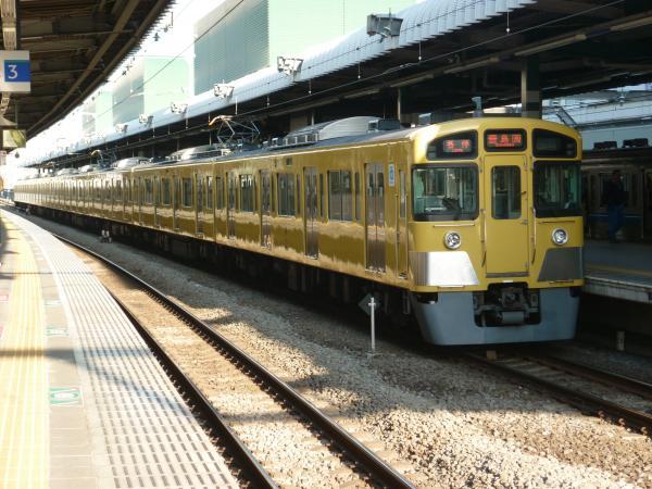 2014-03-15 西武2087F 各停豊島園行き1