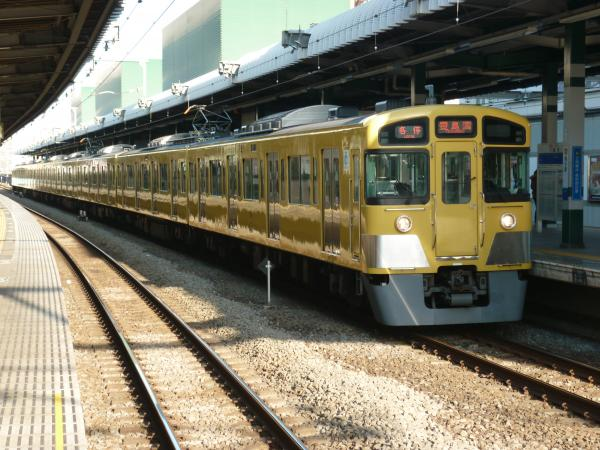 2014-03-15 西武2087F 各停豊島園行き2