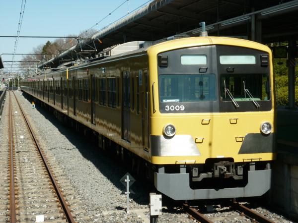 2014-03-15 西武3009F