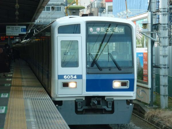 2014-03-15 西武6154F 各停新木場行き