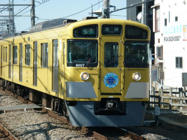 2014-03-15 西武9107F 準急池袋行き
