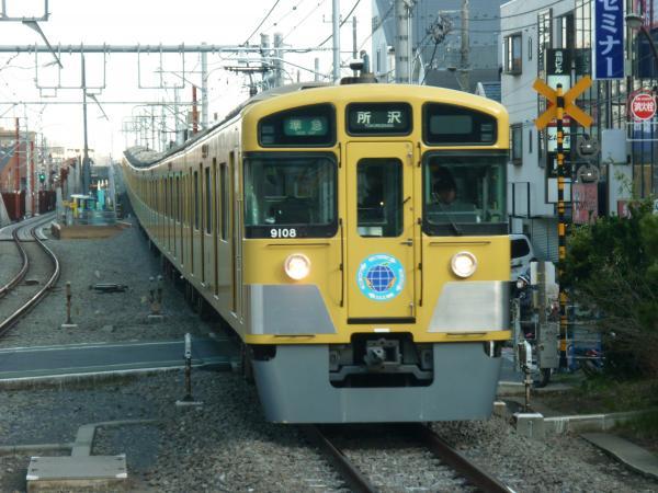 2014-03-15 西武9108F 準急所沢行き