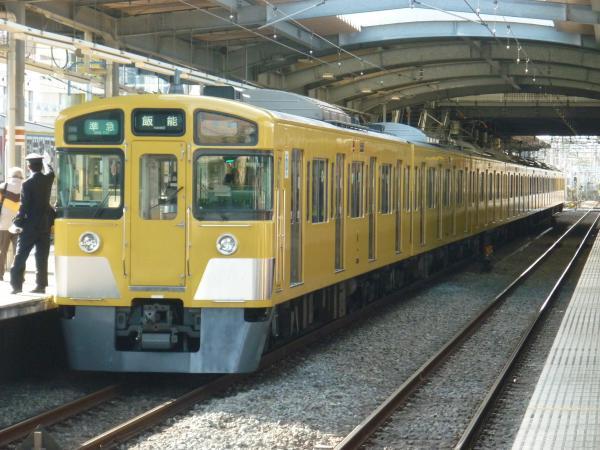 2014-03-21 西武2063F 準急飯能行き1