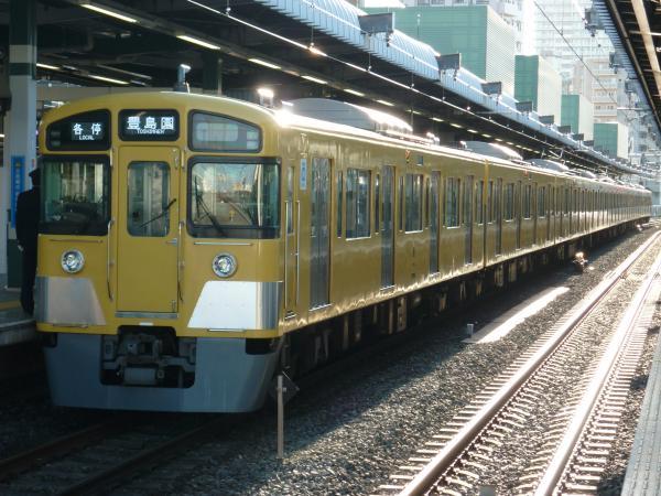 2014-03-21 西武2083F 各停豊島園行き