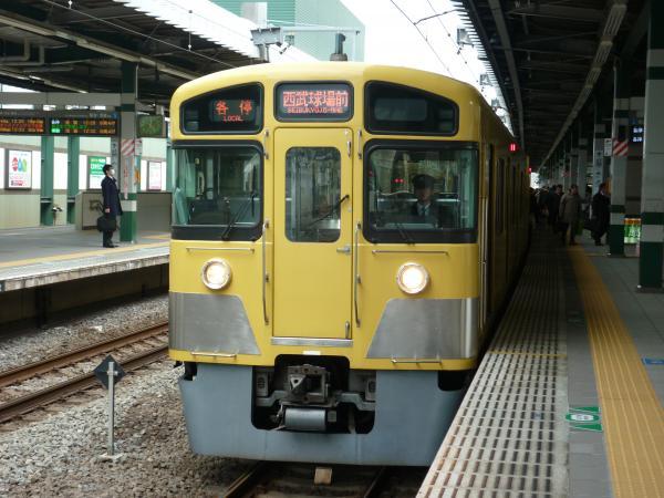 2014-03-21 西武2087F 各停西武球場前行き2