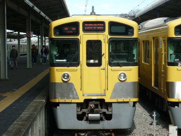 2014-03-21 西武2087F 各停西武球場前行き6