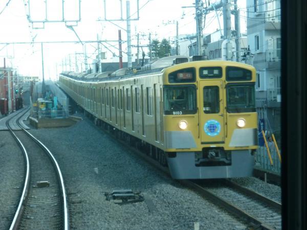 2014-03-21 西武9103F 急行飯能行き