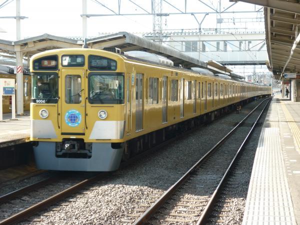 2014-03-21 西武9104F 急行飯能行き2