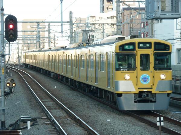 2014-03-21 西武9104F 準急飯能行き1