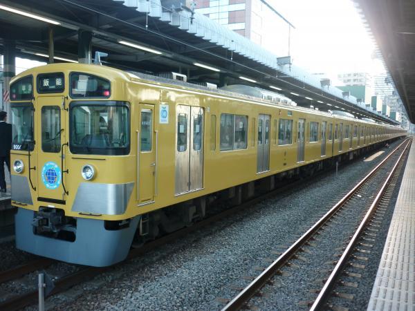 2014-03-21 西武9104F 準急飯能行き2