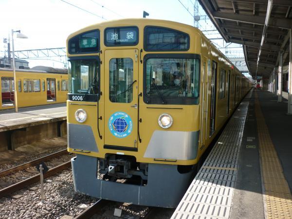 2014-03-21 西武9106F 準急池袋行き2