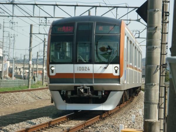 2014-03-28 メトロ10124F 快速急行飯能行き