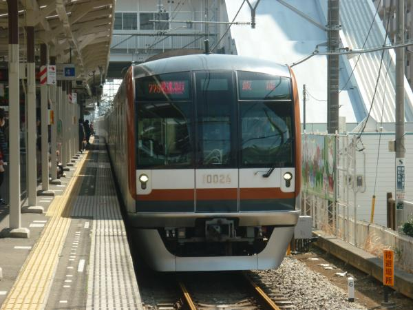 2014-03-28 メトロ10126F 快速急行飯能行き