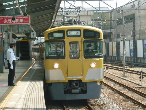 2014-03-28 西武2465F+2087F 回送