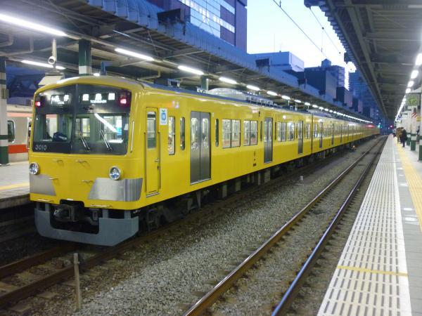 2014-03-28 西武3009F 各停豊島園行き 5513レ