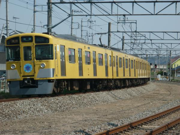 2014-03-28 西武9104F 急行池袋行き 2144レ