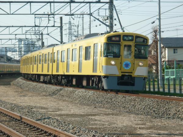 2014-03-28 西武9102F 急行池袋行き 2154レ