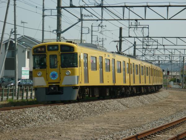 2014-03-28 西武9105F 急行池袋行き2 2138レ