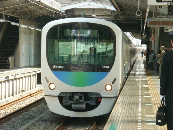 2014-03-28 西武38109F 回送