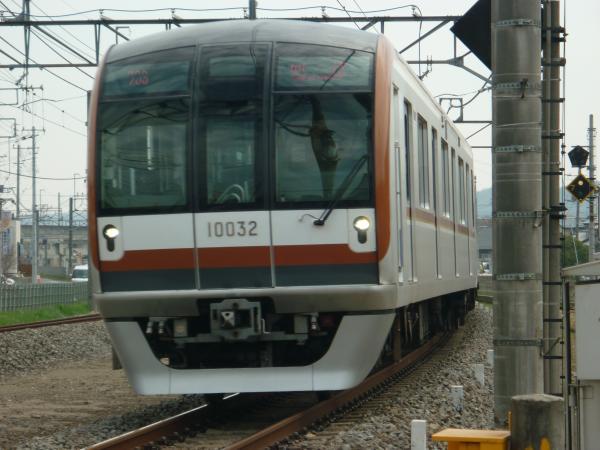 2014-03-29 メトロ10132F 準急飯能行き 4701レ