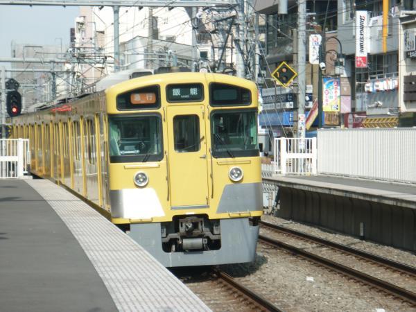 2014-03-29 西武2463F+2503F+2501F 急行飯能行き2 2105レ