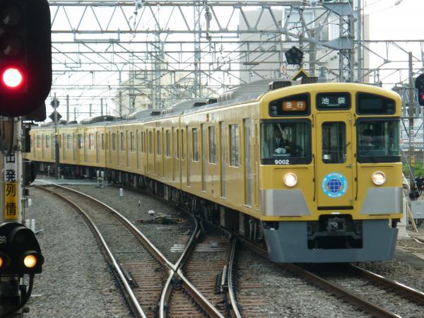 2014-03-29 西武9102F 急行池袋行き3 2154レ
