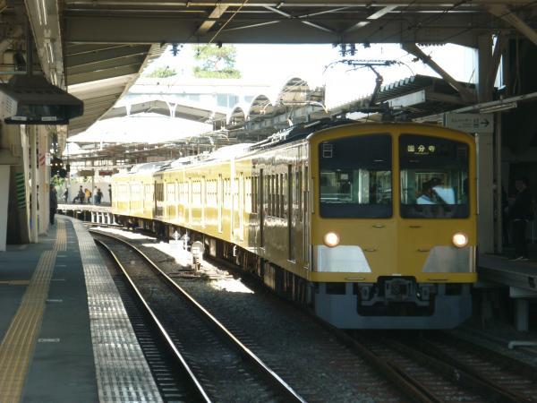 2014-03-31 西武263F 国分寺行き 6040レ