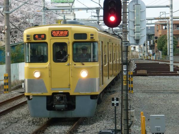 2014-03-31 西武2019F+2419F 各停西武新宿行き1 5836レ