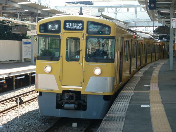 2014-03-31 西武2067F 各停玉川上水行き 5453レ