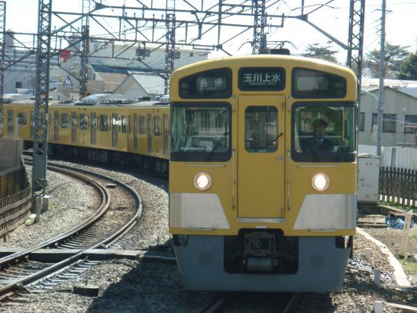 2014-03-31 西武2401F+2507F 各停玉川上水行き1 5455レ