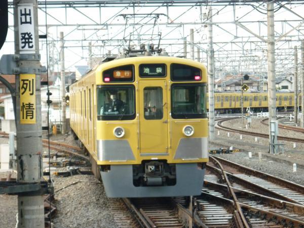 2014-03-31 西武2453F+2085F 急行池袋行き3 2164レ