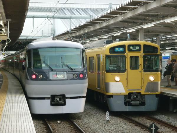 2014-03-31 西武2463F+2503F+2501F 快速池袋行き1 3116レ