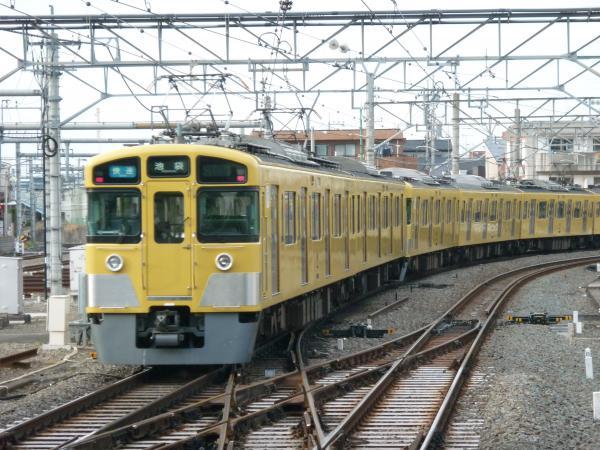 2014-03-31 西武2463F+2503F+2501F 快速池袋行き3 3116レ