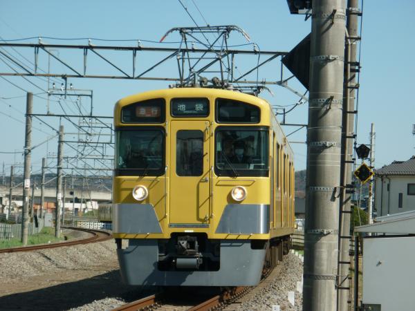 2014-03-31 西武2463F+2503F+2501F 急行池袋行き 2145レ