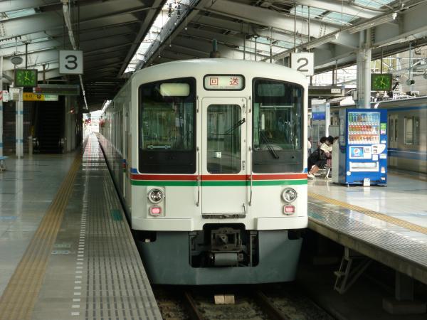 2014-03-31 西武4001F 回送 5044レ